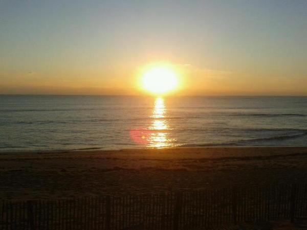 Coucher de soleil sur l'ile d'Oleron