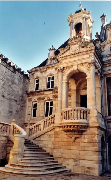 L'hotel de ville de La Rochelle