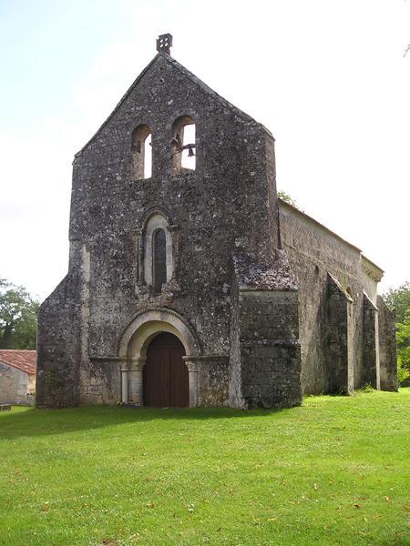 La chapelle du chateaux de Crazanne