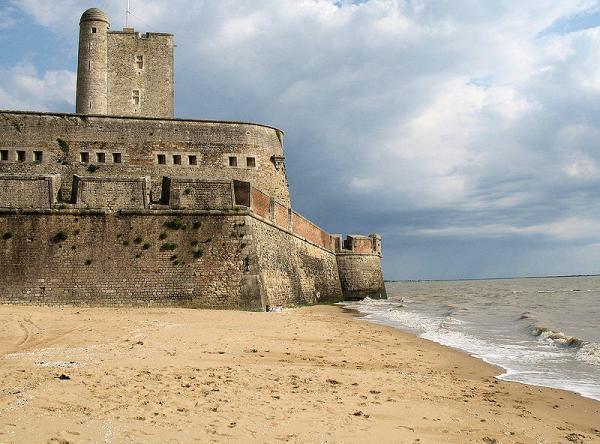 Le Fort Vauban de Fouras