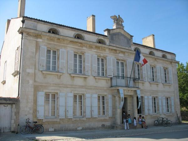 Le musée Napoleon à l'ile d'Aix