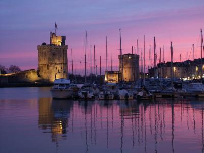 Le vieux port de la rochelle - Restaurant la rochelle port ...
