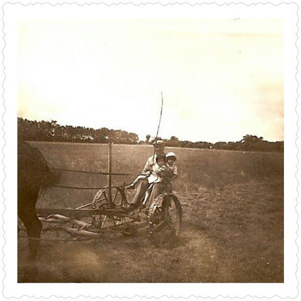 L'ancetre du tracteur