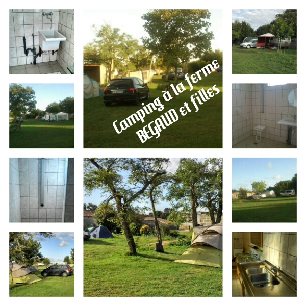 Camping la ferme begaud et filles for Camping a la ferme auvergne piscine