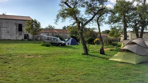 Camping à la ferme BEGAUD