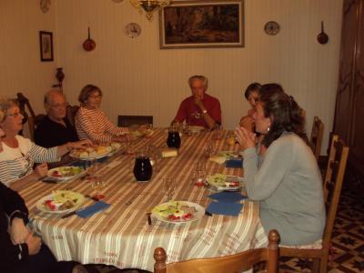 Soirée Table d'hôtes